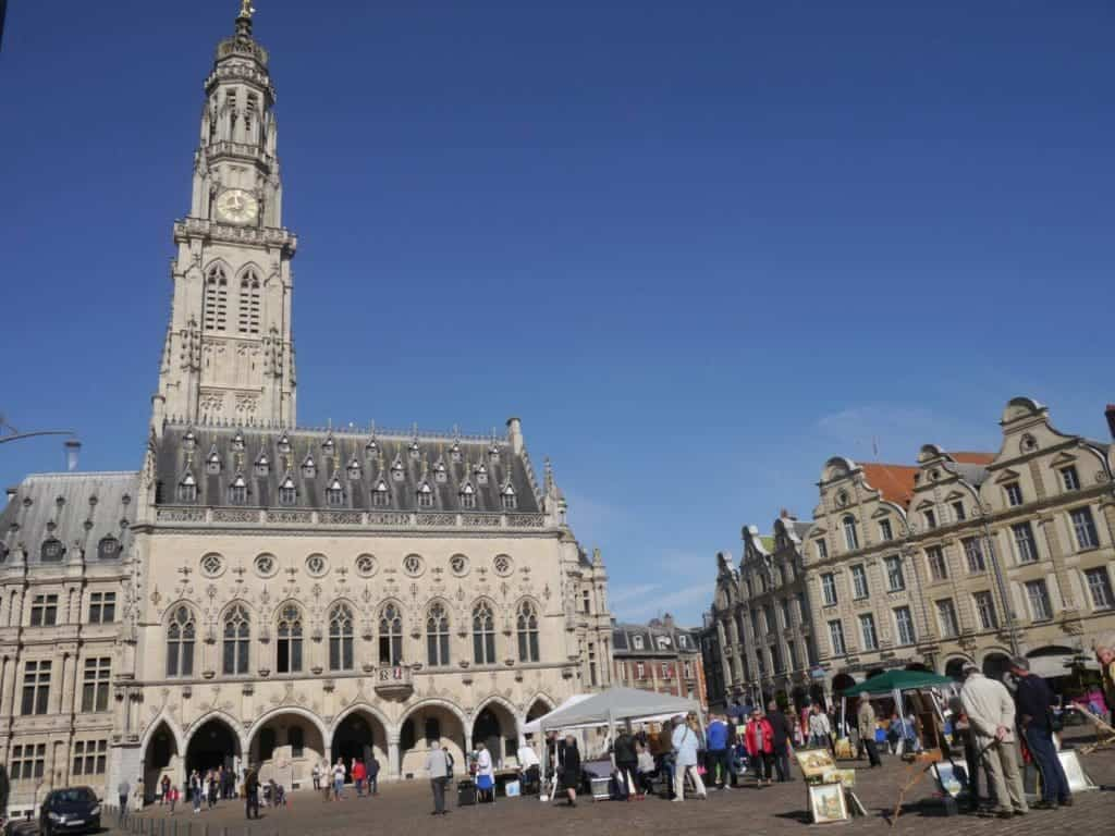 , Un Week-end à Arras