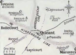 Bullecourt , la suite de la bataille 4arras