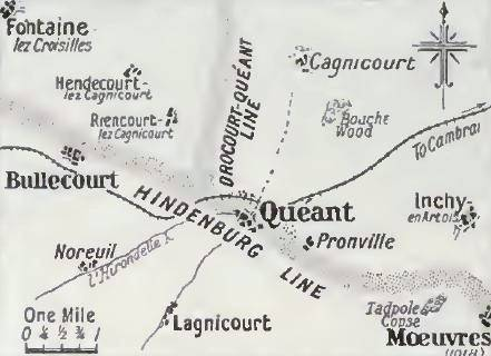 Bullecourt,la suite de la bataille d'Arras