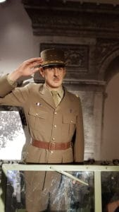Le Général De Gaulle au Musée Grévin