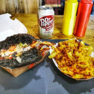 Une frite, un burger et soda pour moins de 10 €