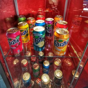 Une collection de Soda