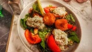 Salade de la Mer dans son grand bol
