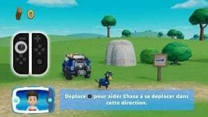 """Image du premier jeu """"Pat Patrouille en Mission"""