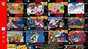 Nintendo Nes et Super Nes