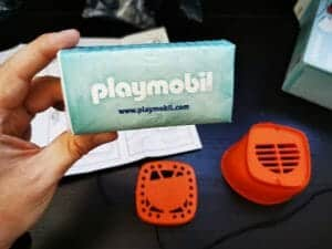 Kleenex version playmobil