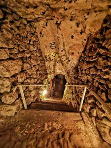 Avis sur la cité souterraine de Naours