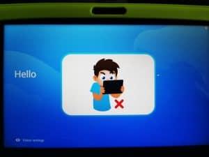 La tablette Gulli Kurio Ultra 2
