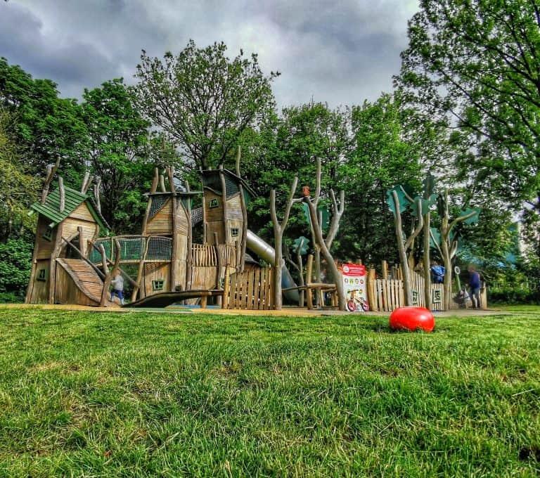 Read more about the article Une visite au Parc d'Olhain