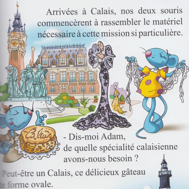 Read more about the article La petite souris aux dents de lait